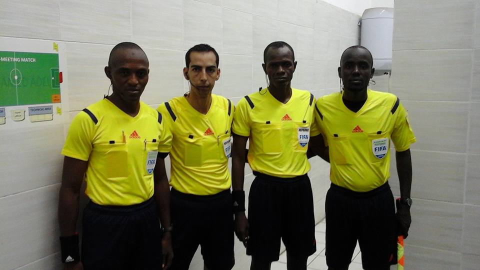 Corruption: CAF takes over Referees Remuneration