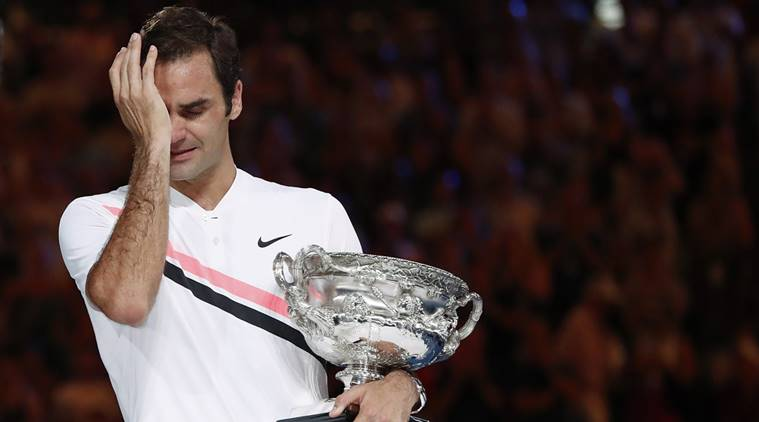 Roger Federer reveals why he was in tears after Australian Open Success