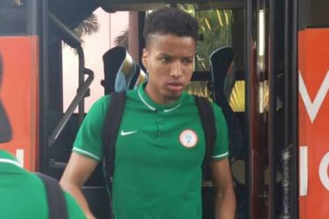 Eagles sensation Tyronne Ebuehi on Norwich City transfer radar