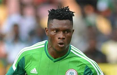 Russia-based Aaron Samuel hopeful of making Nigeria's World Cup Squad