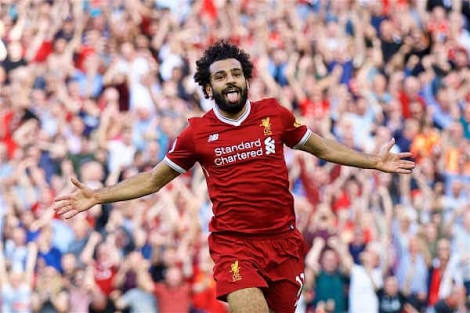 Mohammed Salah named 2017 CAF African Player of the year