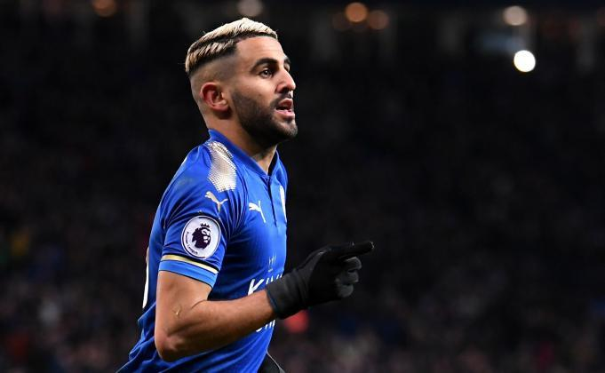 Man City Again? Riyad Mahrez hands in Transfer request at Leicester