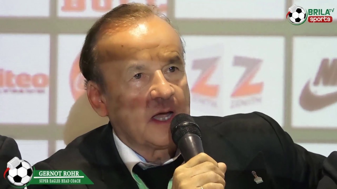 IF WE CAN BEAT ARGENTINA WE CAN BEAT ANY TEAM SAYS GERNOT ROHR – THE INTERVIEW