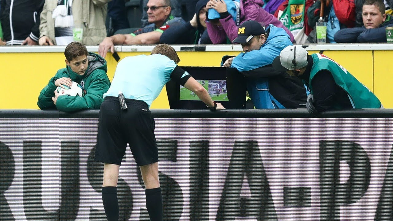 THE VIDEO ASSISTANT REFEREE (VAR) A BLESSING OR A CURSE? HARD TACKLE