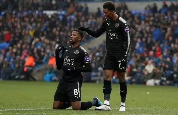 Iheanacho on fire as Leicester demolished Peterborough to advance in FA Cup