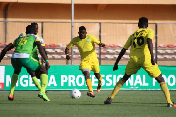 Katsina United Captain Usman Barau Not Ruling Out A Move Abroad