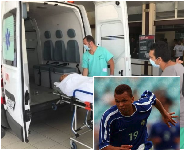 Ronaldinho's former Teammate fighting for life after being 'stabbed during botched carjacking'