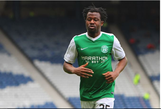 Hibs' Efe Ambrose eyes Super Eagles' recall