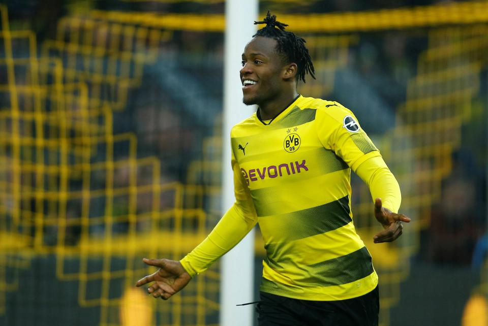 Conte's Loss: Batshuayi nets another brace for Dortmund in Europa