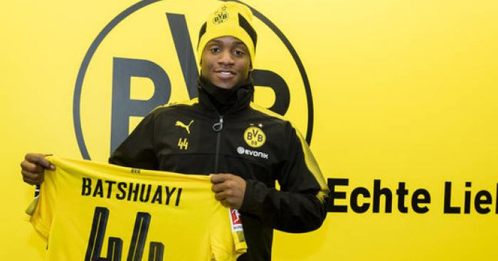 Batshuayi-January transfer