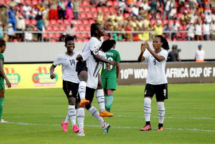 WAFU: Black Queens edge out Falcons on Penalties