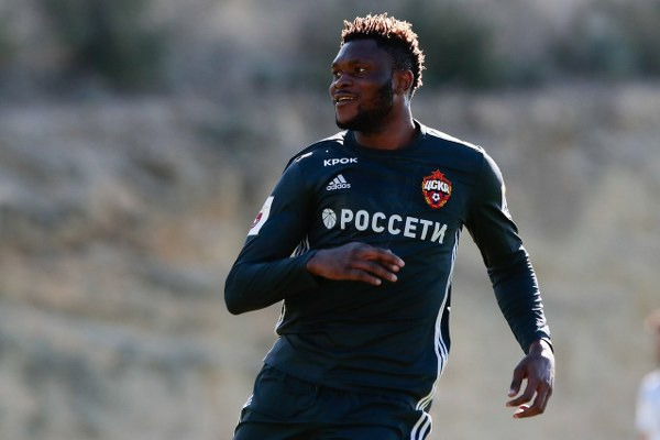 BREAKING: Aaron Samuel joins Brian Idowu's Amkar Perm on Loan