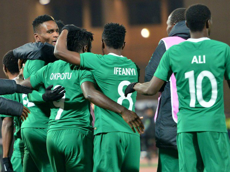 Home Based Super Eagles Camp In Low Spirit Over Unpaid Camp Allowances