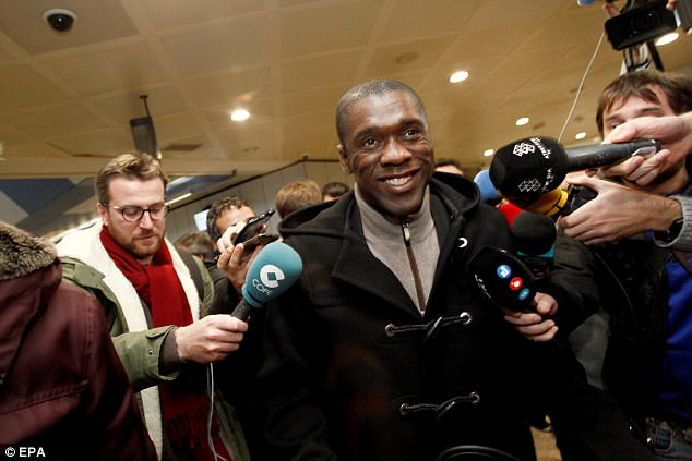 Clarence Seedorf Appointed As Deportivo La Coruna Manager