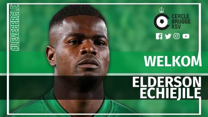 Super Eagles- Elderson