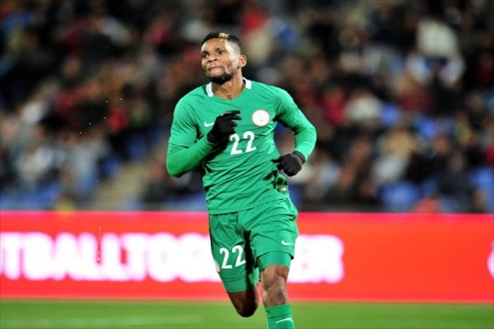 Swedish Club Kalmar, Raja Casablanca set to battle for CHAN Eagles star Gabriel Okechukwu