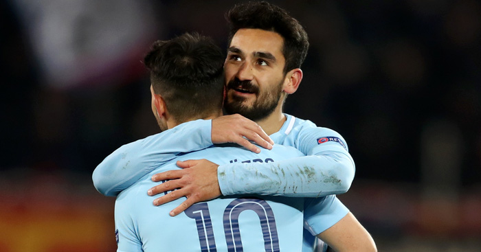 UCL: Manchester City in full control after thrashing Basel 4-0 away from home