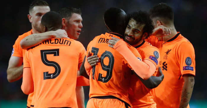 UCL: Mane Hat-trick inspires Liverpool to a big away win Vs. Porto