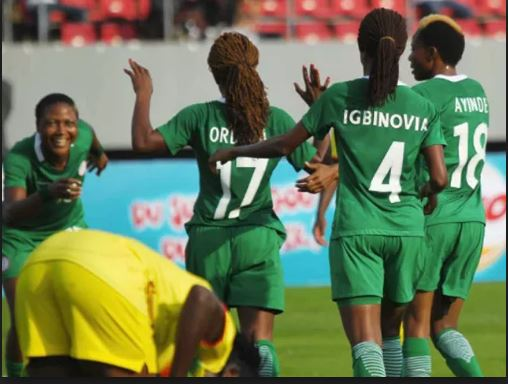 Super Falcons Booked for Top Women's Invitational Tournament