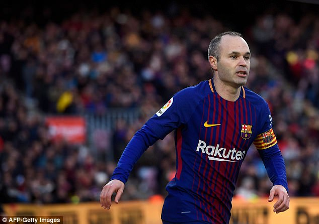 Fabregas warns Chelsea teammates over 'Ruthless' Iniesta
