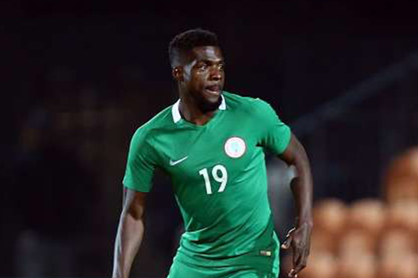Ogu must leave Israel to brighten Eagles chance, Says Rohr