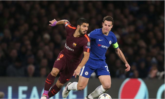 Luis Suarez: Barca will overpower Chelsea at Camp Nou