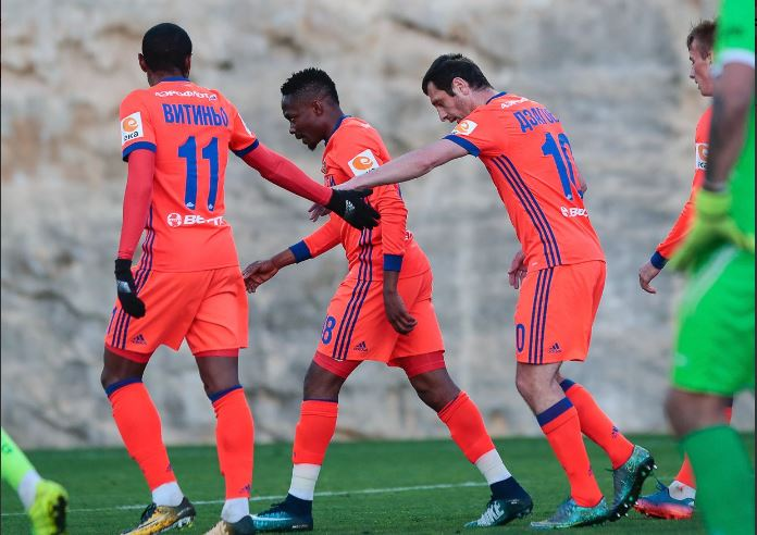 He's on Fire! Ahmed Musa scores twice as CSKA Moscow beats Elche 3-0