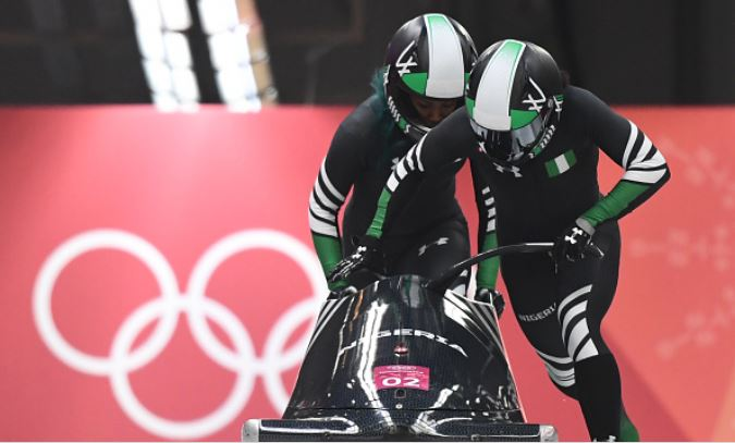 Winter Olympics: Germany claims Bobsled Gold, as Nigeria win hearts