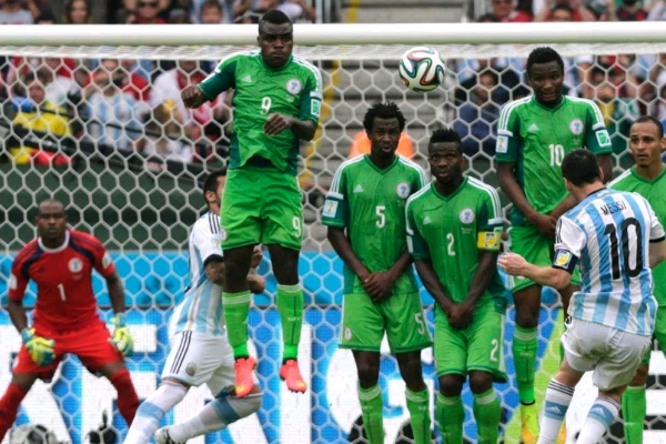 Lionel Messi: Nigeria's only threat – Samson Siasia
