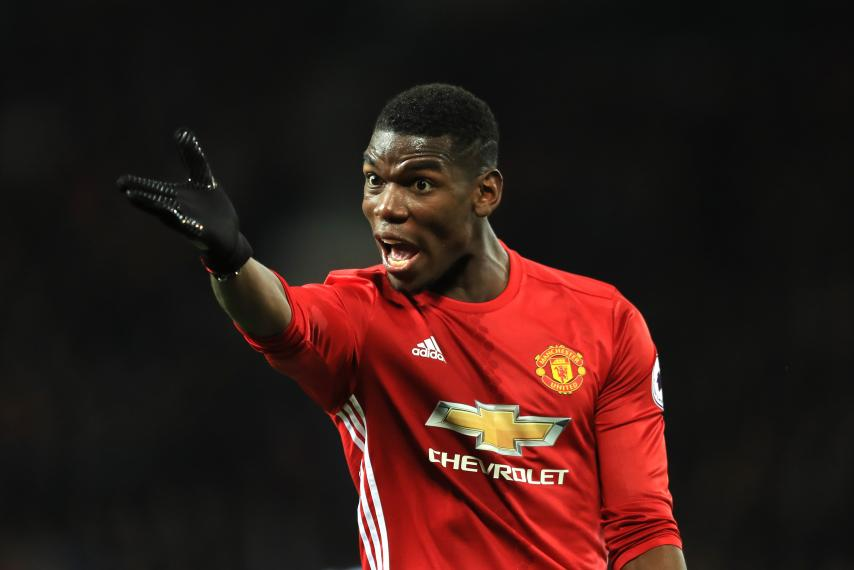 Paul Pogba 'agrees deal in principle' to join Barcelona