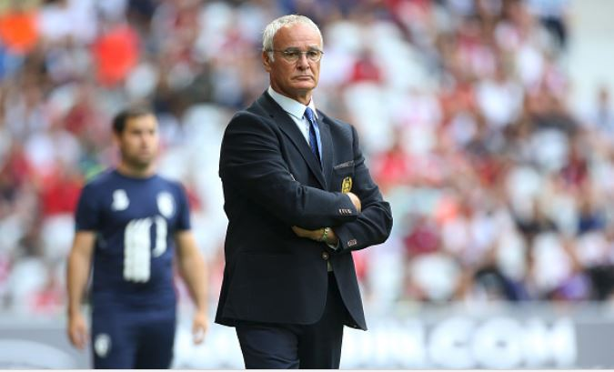 Claudio Ranieri set to become next Italy manager