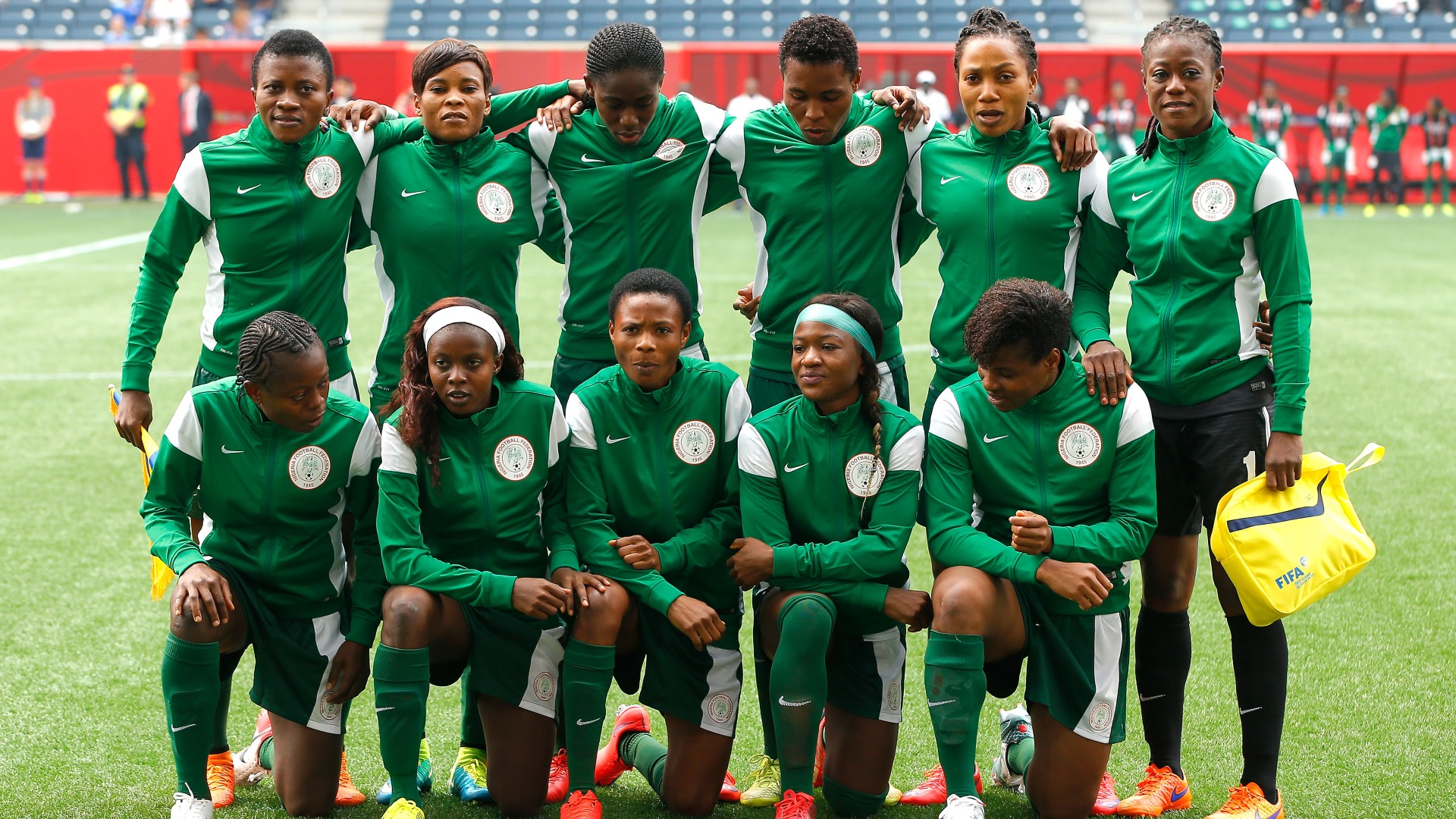 Super Falcons hit Abidjan for WAFU Cup of Nations