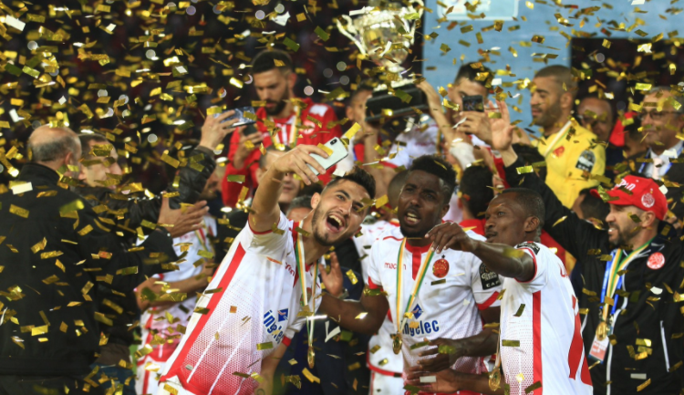 "Wydad Coach Hails ""Quality"" Chikatara after Super Cup Victory"