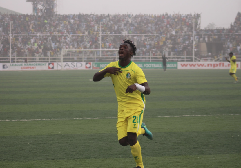 Junior Lokosa Fires Pillars to League Summit