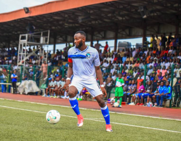 Mfon Udoh Explains why Enyimba will Shine on the Continent