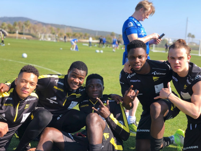Aiteo Cup Winner Aremu Afeez Chasing Glory in Norway