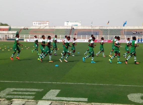 Nigeria 2-2 Cameroon: Flamingoes Force Lionesses to Draw in Benin