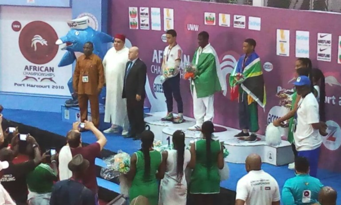 Igali Dreams Impressive Commonwealth Games Outing