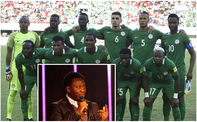 Amokachi Makes Shocking World Cup Prediction About Nigeria