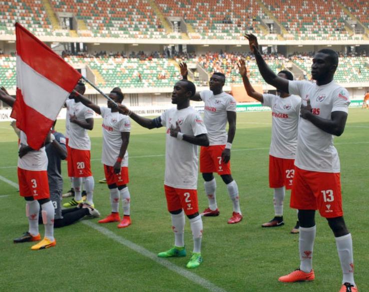 NPFL Matchday 8: Imama Gets Rude Welcome in Enugu