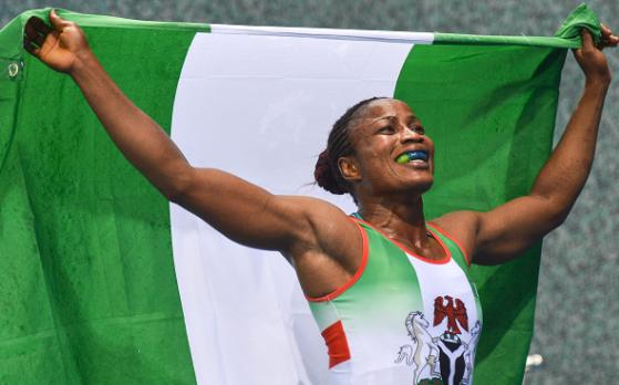 Conquered Africa, Commonwealth Games Next- Oburududu