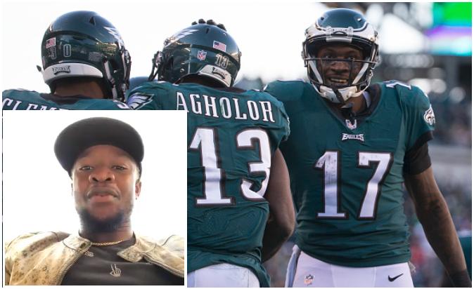 Super Bowl LII: Onazi Rooting for Ajayi, Agholor and Philadelphia Eagles