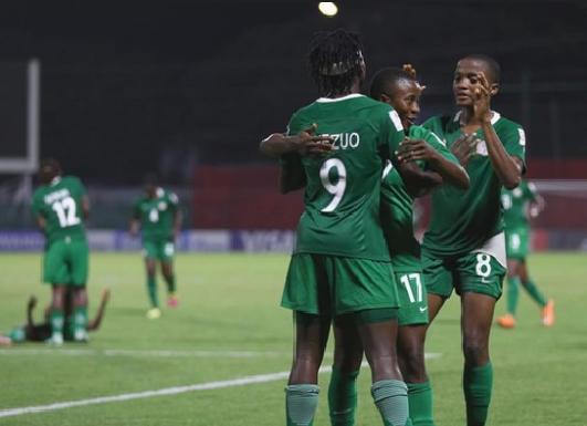 Nigeria 3-0 Senegal: Rasheedat Tames Teranga Lionesses