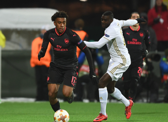 Europa League: Alex Iwobi's Magic Inspires Arsenal Win