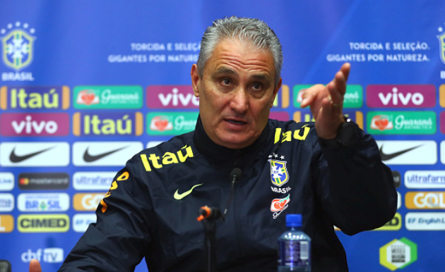 Tite names First 15 to Land Spots in World Cup Squad