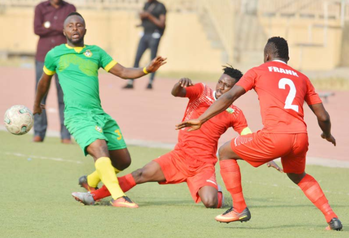 NPFL MD 9: Kwara United Dramatic Six-Goal Thriller Steals Show