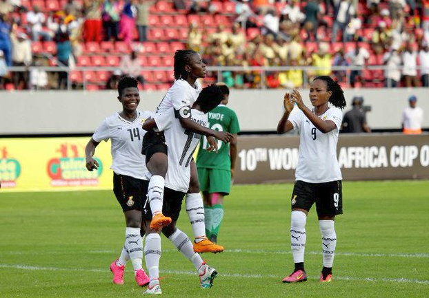 Flawless Falcons Brush Aside Togo, Next Face Ghana Black Queens in Semis