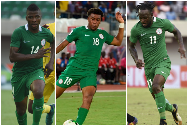 Give Moses, Iwobi, Iheanacho Big Roles in Eagles – Esin