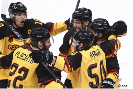 German Foreign Office Sends Amazing Tweet after Team Caused Ice Hockey Upset