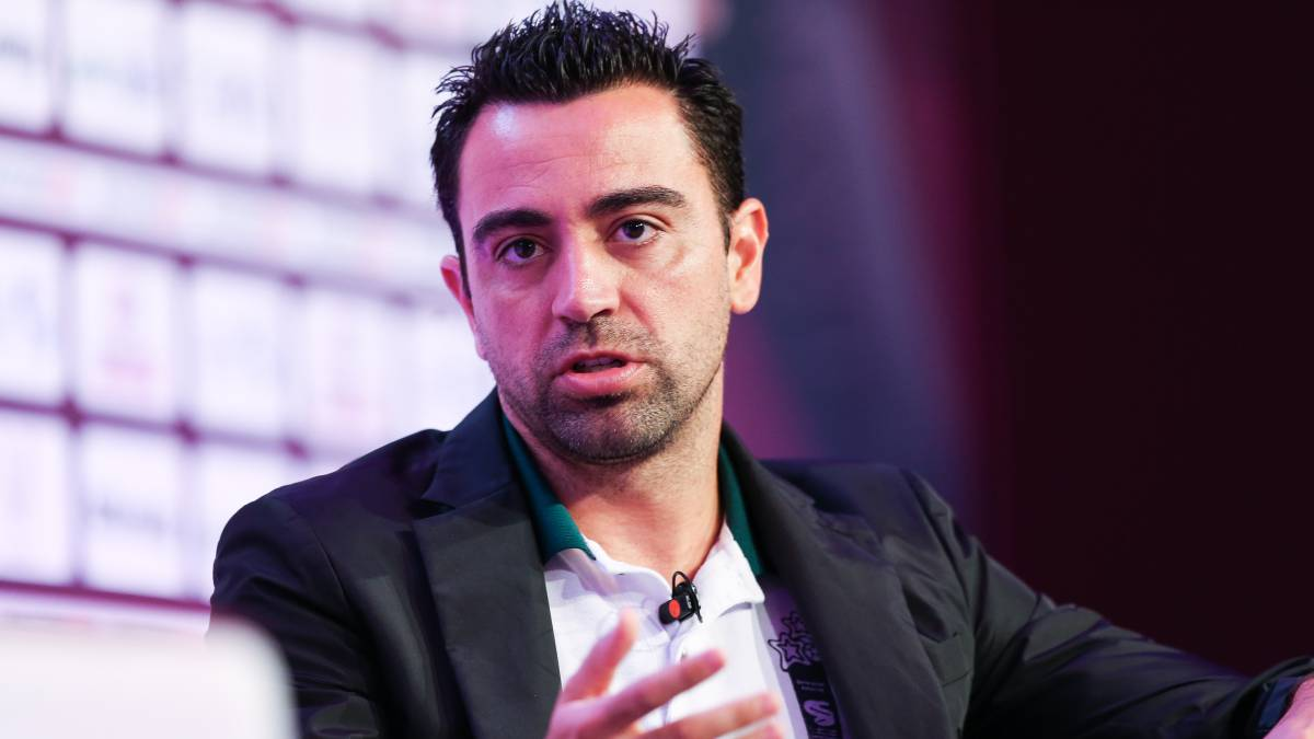 Xavi don para for Abidal